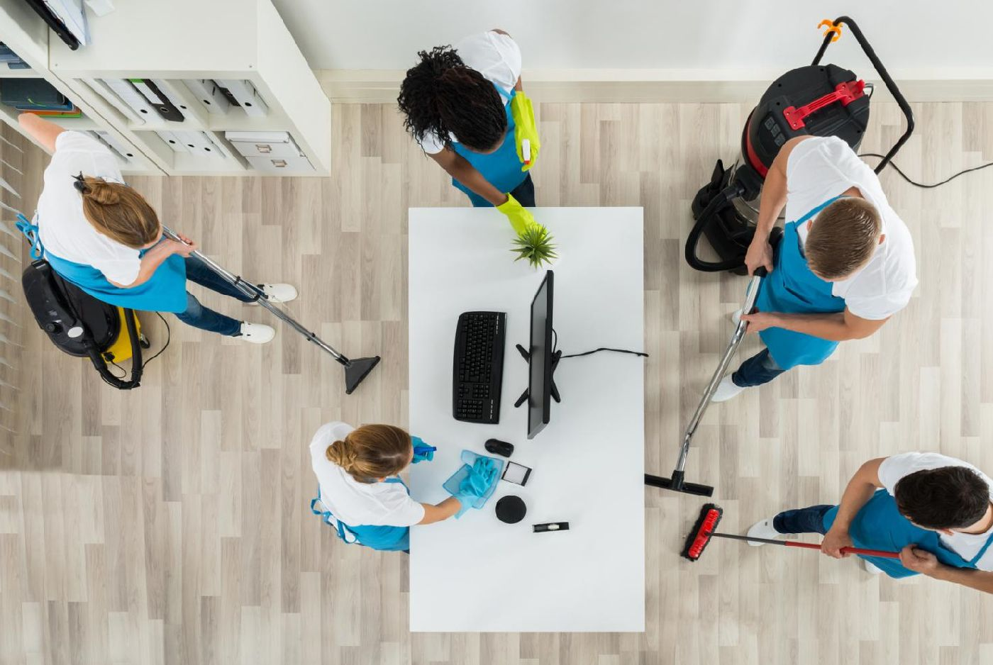 Alpine Cleaning Management Office Cleaning